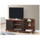 Einfacher Fernsehapparat-Standplatz zerteilt Möbel hölzernen Fernsehapparat-Schrank