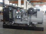 тариф 550kVA UK промышленного тепловозного генератора 400kw 500kVA резервный
