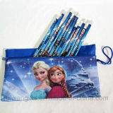 Schule Stationery Fall Frozen Pen Pencil Bag für Children