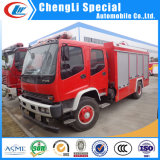 8t 8000L Water Foam 8ton 4*2 Isuzu Fire Fighting Truck для Sale