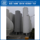 ASMEの圧力容器の縦の酸素窒素のアルゴンの二酸化炭素の貯蔵タンク