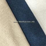 Textile à la maison/tissu de trame de vente en gros de suède pour Garments&Shoes