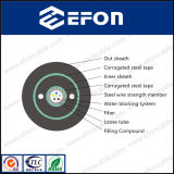 2/4/6/8/12/14/24 Câble fibre optique à inhumation directe à conduit principal