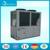 refroidisseur d'eau refroidi mini par air de pompe à chaleur de 55kw 56kw