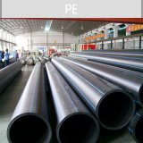 HDPE ISO9001 Rohr-volles Formular Standardlängen-PET Bewässerung-Rohr