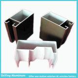 L'usine en aluminium offrent l'anodisation sérigraphie profils en aluminium