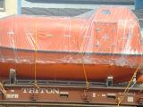 A aprovaçã0 FRP à prova de fogo do SOLAS CCS/ABS livra a canoa de salvação da queda