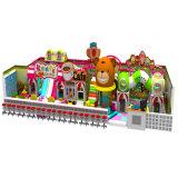 Equipamentos de playground indoor infantil Candy Series