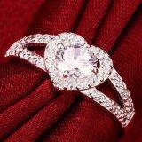 Juwelen van de Hoogste Kwaliteit van de Ring van het Staal van de manier de Ceramische voor Mensen