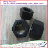 La norme ASTM A 193/194 Factory Direct un194 Gr 2h Heavy l'écrou hexagonal M6 M8 M12 M14 M18 M22
