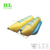 水ゲームのための飛行のバナナの膨脹可能なボート