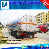 3車軸40-60cbm Oil Liquid Chemical Storage Tanker Semi Traielr