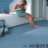 Heiße Verkaufs-Marmor-Schalen-und Selbststock Lvt Vinylfußboden-Fliese