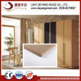 La preuve d'humidité du PPG les panneaux de particules de l'aggloméré Flakeboard aggloméré de bois pour meubles