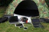 De draagbare Openlucht ZonneGenerator van de Omschakelaar van de Batterij van het Lithium van de Krachtcentrale met Zonnepaneel 30W