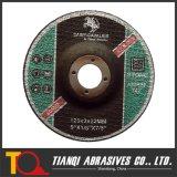 Rodas da estaca para Inox 125X3X22.23 (MPa; EN12413)