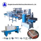 Swsf 800 bouteilles Machines d'Emballage Rétractable collective