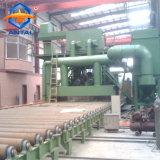 Antai Rollen-Förderanlagen-strukturelle Granaliengebläse-Maschinerie-/Steel-Platten-Startenstahlmaschine