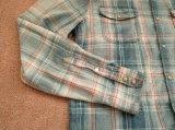 Verfte het Geweven Garen van mensen 100%Cotton de Lange Overhemden van de Koker