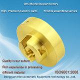 Livraison rapide bon prix l'usinage de précision Fraisage CNC partie en laiton