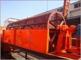 プラスチックおよび廃棄物管理のためのセリウムのトロンメルスクリーン機械