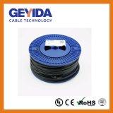 4 fibras de antena de cable de fibra óptica monomodo