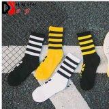Мода Hiphop Спортивные носки баскетбол носки с полосами