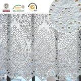 La tela de algodón del bordado de la Caliente-Venta ahueca hacia fuera el diseño mezclado clásico 186
