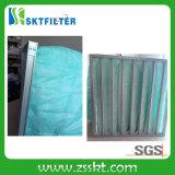 Filtro a sacco sintetico di vendita di filtrazione fine calda di HVAC