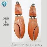 ヨーロッパの普及した簡単な木製の靴の伸張器のアクセサリ