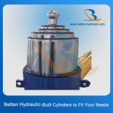 Подгонянный высоким качеством цилиндр подъема гидровлический для сбывания