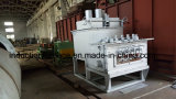 Aluminiumlegierung-Rod-Strangguß und Walzen-Maschine