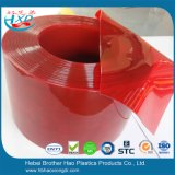 Langfangの赤く適用範囲が広いプラスチックPVC溶接のカーテンのストリップドアロールスロイス