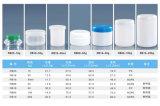 HDPE, PS, pp.-kosmetisches Plastikglas