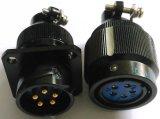 Lyp21-5 connecteur d'accouplement à baïonnette de pouvoir de Pin Ciruclar
