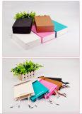 Cmyk a estampé le sac de papier de cadeau fait sur commande, sac à provisions de papier