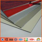 4ft * 8ft Feve Coating Metal Material Painel de revestimento de alumínio (AF-411)