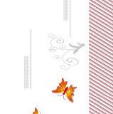 유리제 문을%s 2017년 PVC 장식적인 필름
