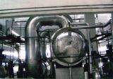 Cinta subterráneo del abrigo del tubo de la anticorrosión del aluminio butílico, el PE que envuelve la cinta que contellea del conducto adhesivo, cinta del polietileno