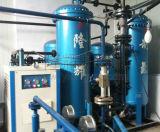 高水準窒素の発電機