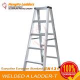 5steps de a-gevormde Ladder van het metaal Ladder