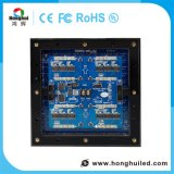 Visualización de LED al aire libre de alquiler de la cartelera del alto brillo IP65 P12 LED