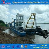 Machine d'extraction de bateau de dragage d'or à vendre