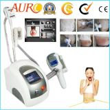 Beauté de aspiration de rouleau de vide de Cryolipolysis grosse amincissant la machine
