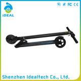 Vespa eléctrica de la movilidad del carbón de la rueda plegable de la fibra dos