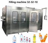 Máquina de embalagem de enchimento da bebida Turnkey da bebida de Zhangjiagang