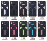 Shockproof Verteidiger-Fall PC TPU Silikon-Deckel für iPhone 7 7plus