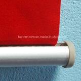 Bandiera d'attaccatura del tessuto di alluminio del Palo (SS-HB9)