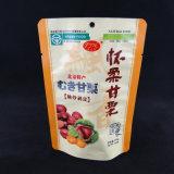 Heißer Verkaufs-Fastfood- Reißverschluss-Beutel-Aluminiumfolie-verpackennahrungsmittelbeutel