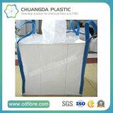 Сплетенный PP мешок контейнера FIBC большой с плоским дном